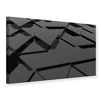 Lona impresión 3D superficies triangulares