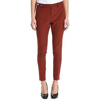 Berwich ladies ELENAGT1000XBORDO red other materials pants