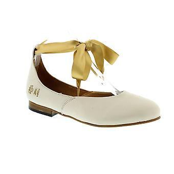 Fly London Dwell 02 - Off White Mousse (Cream) Womens Shoes