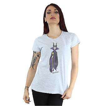 Disney kvinners Sleeping Beauty klassiske Maleficent t-skjorte