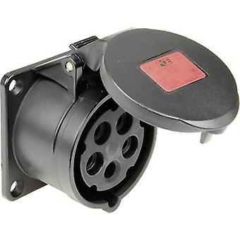 CEE add-on socket 16 A 5-pin 400 V PCE Eventtechni