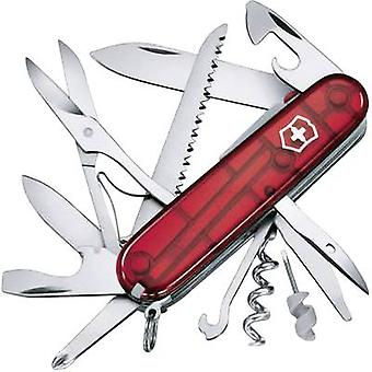 Swiss army knife No. of functions 21 Victorinox Huntsman Lite