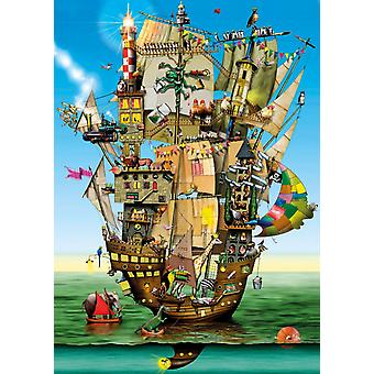 Schmidt Colin Thompson - Noah's Ark Jigsaw Puzzle (1000 Pieces)