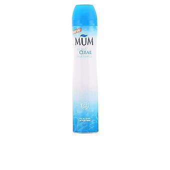 Mum Activ Clear Deodorant Vapo 200ml Mens New Spray Sealed Boxed