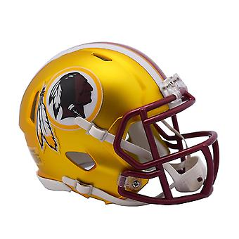 Riddell Mini Football Helm - NFL BLAZE Washington Redskins