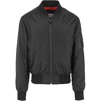 Clássicos urbanos - TECH ZIP jaqueta preta