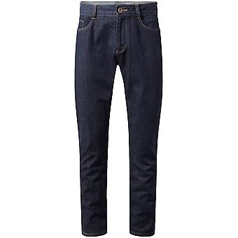 Craghoppers Mens Bardsey Cordura bomull polyamid Denim Jeans
