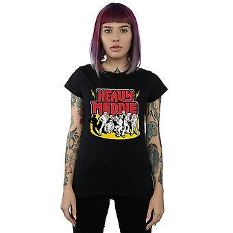 Scooby Doo Women's Heavy Meddle T-Shirt