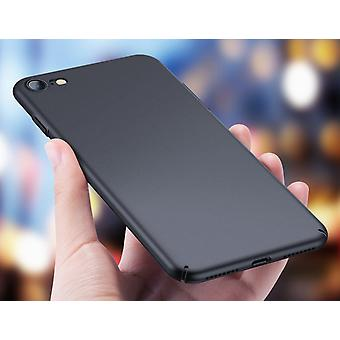 Hard matte black shell for iPhone (8)