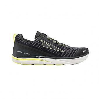 Torin 3.5 Knit Mens ZERO DROP HIGH CUSHIONING Road Running Shoes Grey