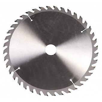 HSS circluar saw blade 255 x 30 x 2 mm Number of cogs: 40 Ferm MSA1028 1 pc(s)