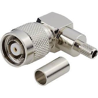 TNC omvendt polaritet kontakten kontakten, rett vinkel 50 Ω BKL elektronisk