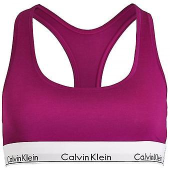 Calvin Klein Women Calvin Klein Women Modern Cotton Bralette, Fathom, Large