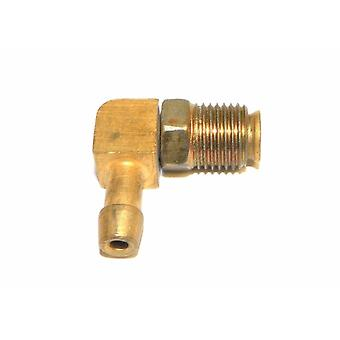 Big A Service Line 3-82254 Brass Metal Barbed Tube Fitting 5/16