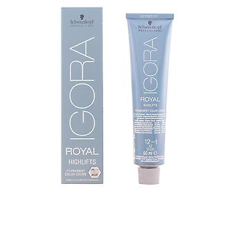Schwarzkopf Igora Royal Highlifts 12 1 60ml Unisex Sealed Boxed