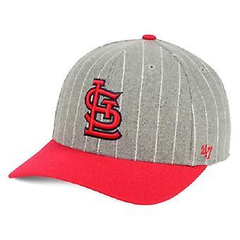 St. Louis Cardinals MLB 47 Brand Holbrook Snapback Hat