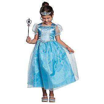 Princess Elli blue child fairy costume for girls