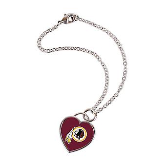 Wincraft damer 3D sentrum armbåndet - NFL Washington Redskins