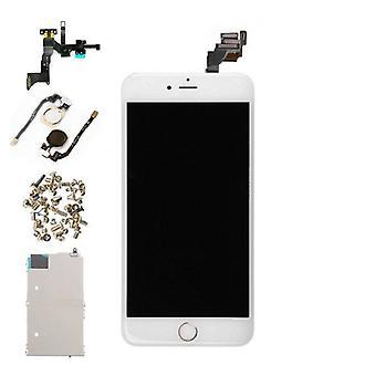 Stuff Certified® iPhone 6 Plus förmonterad skärmen (pekskärmen + LCD + delar) A + kvalitet - vit
