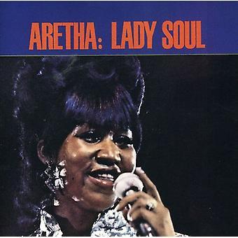 Aretha Franklin - importación de Estados Unidos Lady alma [CD]