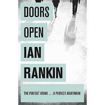Doors Open by Ian Rankin - 9781409102014 Book