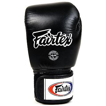 Fairtex BGV1-B atmungsaktiv Boxhandschuhe schwarz
