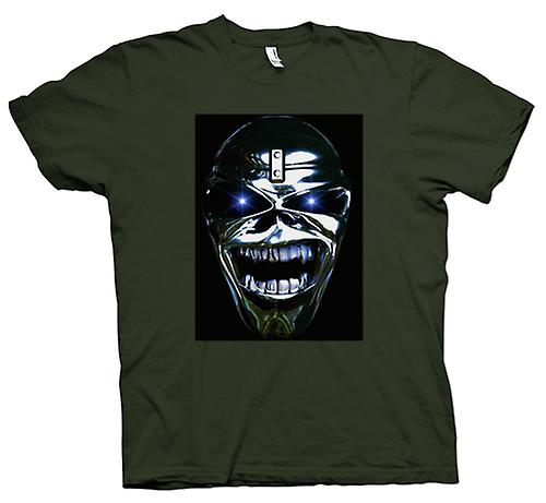 Mens T-shirt - Iron Maiden - Eddie Head