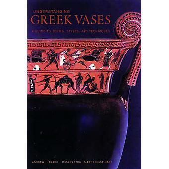 Förståelse grekiska vaser - en Guide till termer - stilar- och tekniker