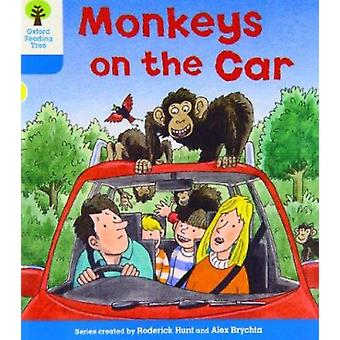 Oxford Reading Tree - Level 3 - Decode and Develop - Monkeys on the Car