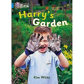 Jardin de Harry: bande 04/bleu (Collins Big Cat)