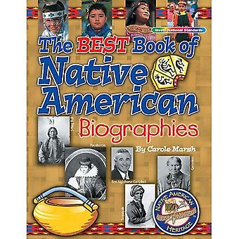 The Best Book of Native American Biographies (Native American Heritage)