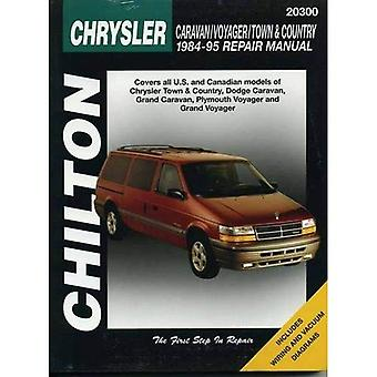 Chrysler Caravan, Voyager, Town and Country (1984-95) (Chilton Total Car Care)