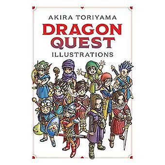 Dragon Quest illustrationer: 30th Anniversary Edition