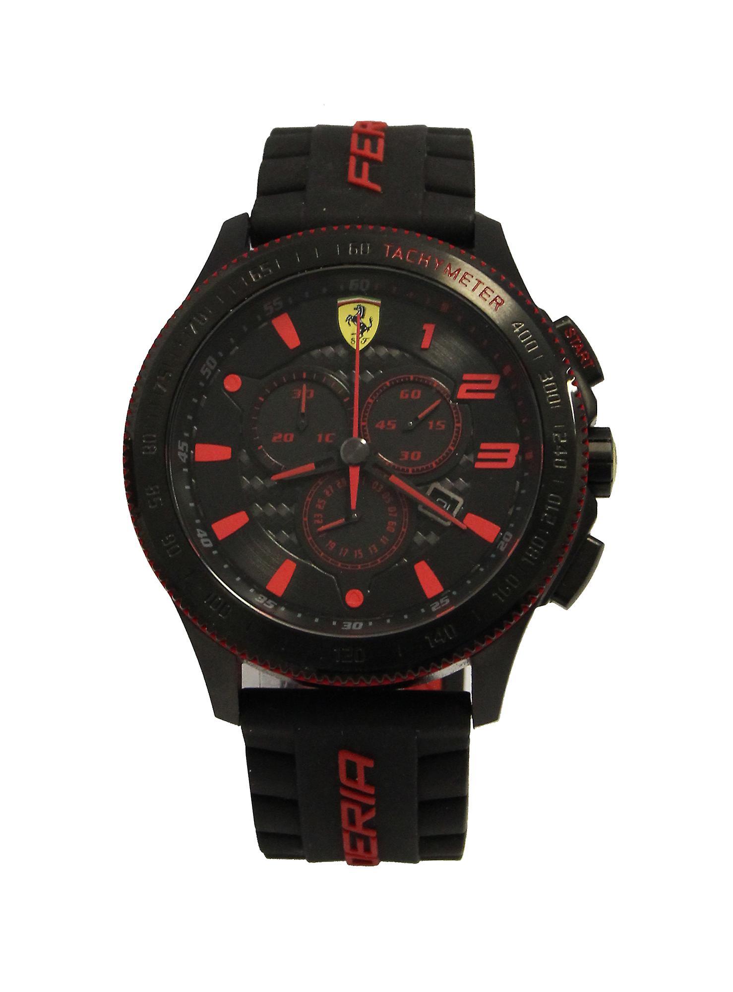 Waooh - Watch Ferrari scuderia xx
