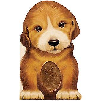 Furry Puppy (Mini Friends Touch & Feel) [Board book]