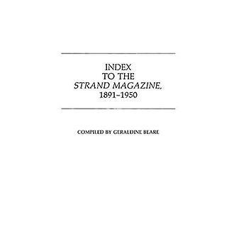 Indeks til Strand Magazine 18911950. af Beare & Geraldine
