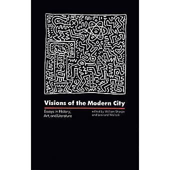 美術史とシャープ ・ ウィリアム文学における近代都市エッセイのビジョン