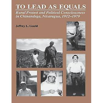 To Lead as Equals by Gould & Jeffrey L.