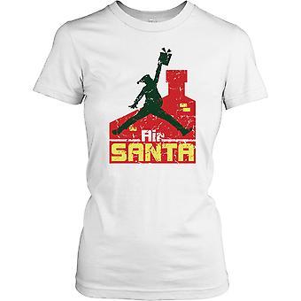 Aria Santa - Funny Christmas Ladies T Shirt