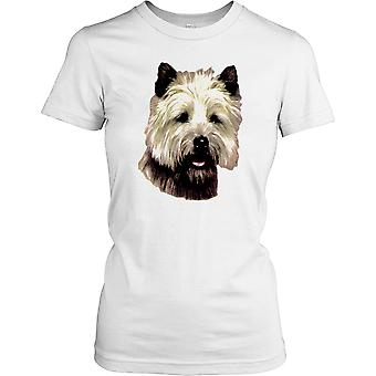 West Highland Terrier Ladies T Shirt