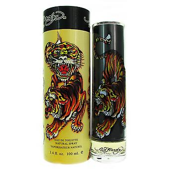 Ed hardy for mænd 3,4 oz eau de toilette spray