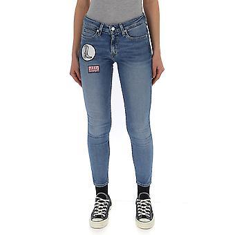 Calvin Klein Jeans Blue Denim Jeans