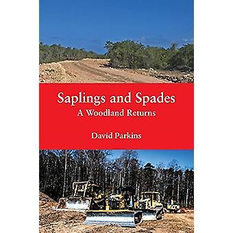 Plantor och spader - en skogsmark returer av plantor och spader - en Woo