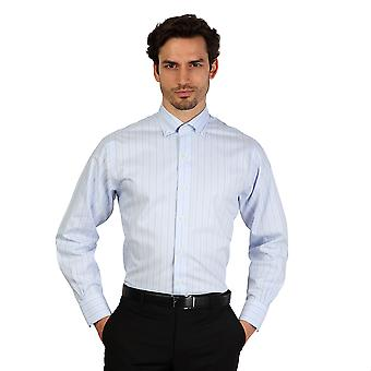 Brooks Brothers Shirts 100040503 Men Blue