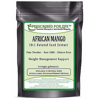 African Mango - 10:1 Natural Extract Powder (Irvingia Gabonesis)