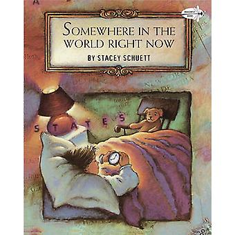 Somewhere in the World Right Now by Stacey Schuett - 9780679885498 Bo
