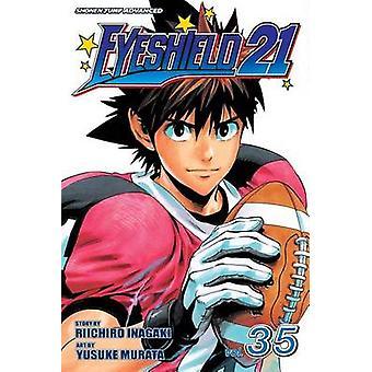 Eyeshield 21 - Volume 35 by Riichiro Inagaki - Yusuke Murata - 978142