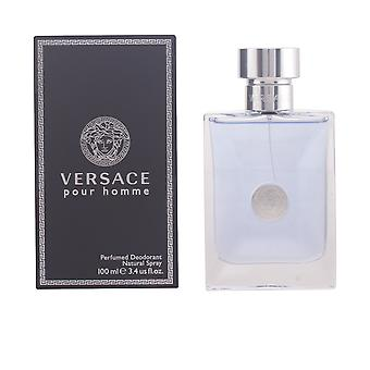 VERSACE POUR HOMME perfumed deo vapo