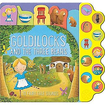 Goldilocks and the Three Bears [Board book]