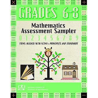 Mathematics Assessment Sampler Grades 6-8